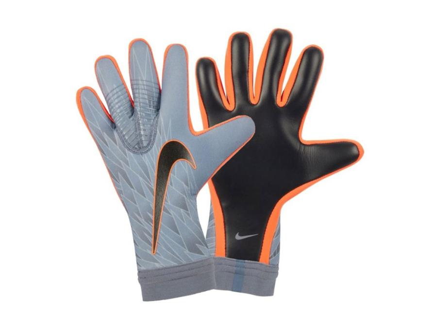 Miesten maalivahdin hanskat Nike Mercurial Touch Victory M GS3378-490