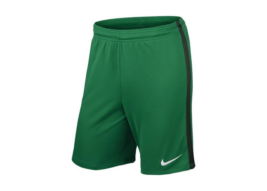 Miesten jalkapalloshortsit Nike LEAGUE KNIT SHORT M 725881-319