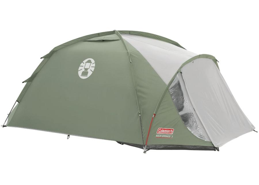 Coleman Rock Springs3 kolmen hengen teltta