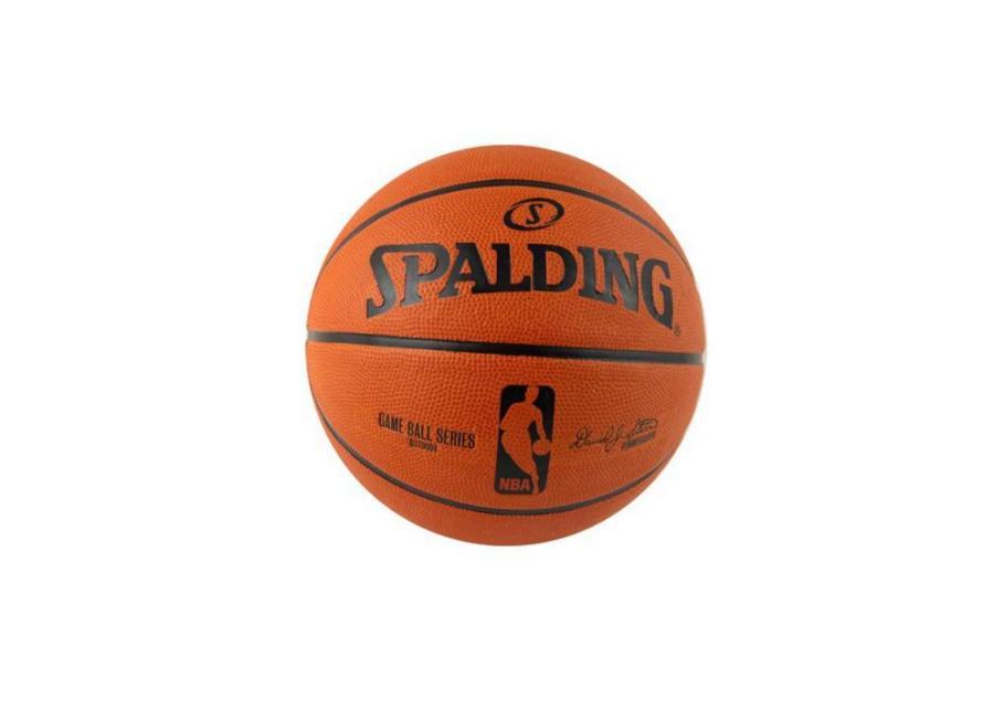 Koripallo Spalding NBA Gameball Replica