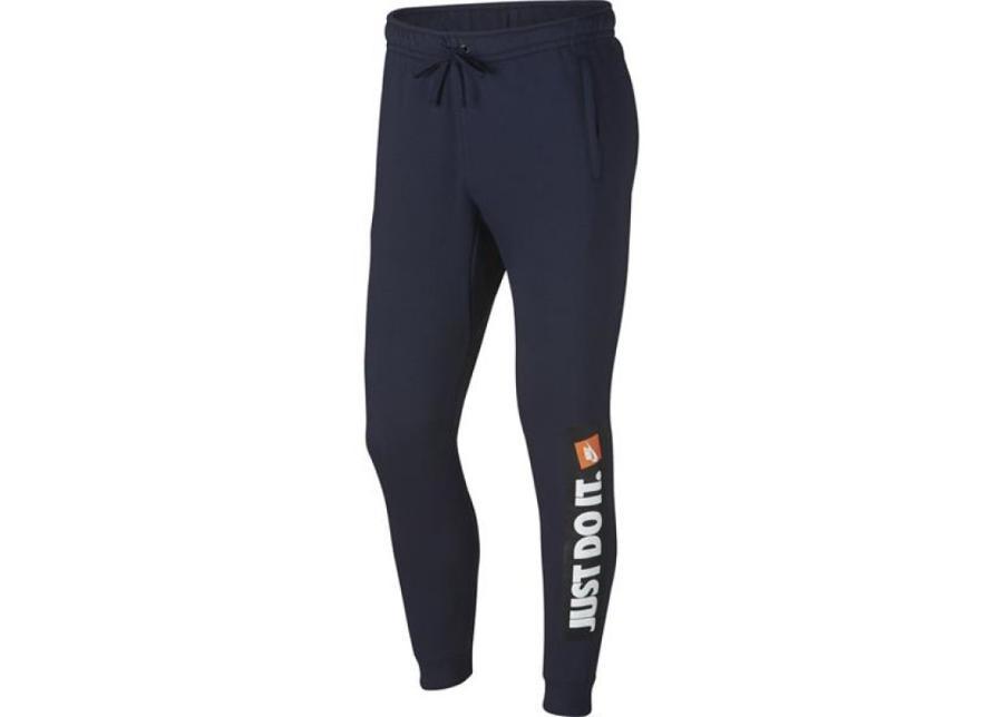 Miesten verryttelyhousut Nike NSW HBR Jogger FLC M 928725-451