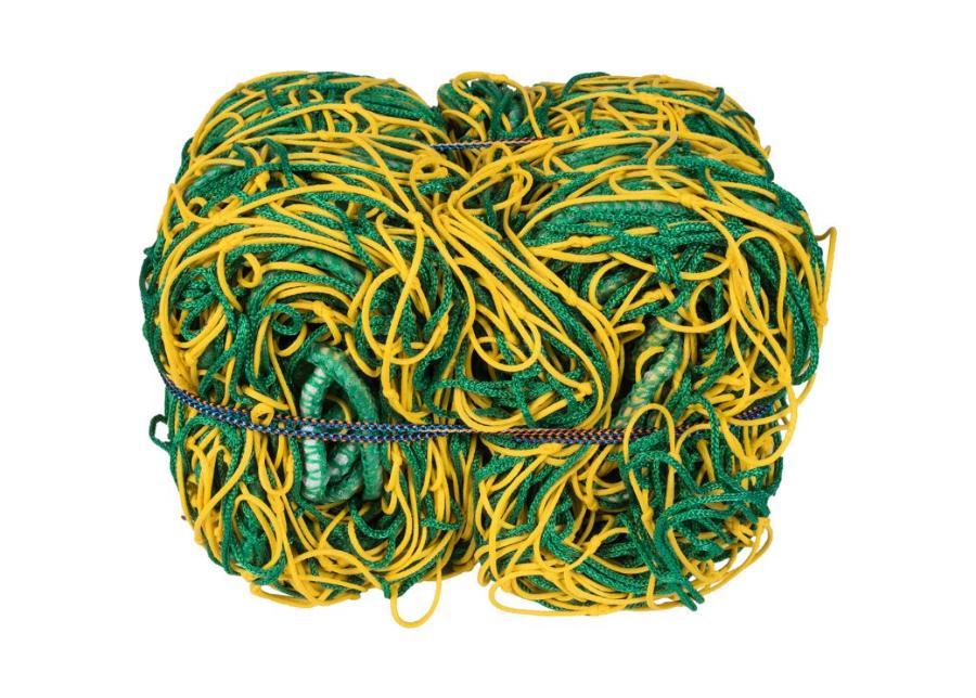 Käsipallon maaliverkko NETEX PE 2.5 mitat 3x2x0.8x1 m