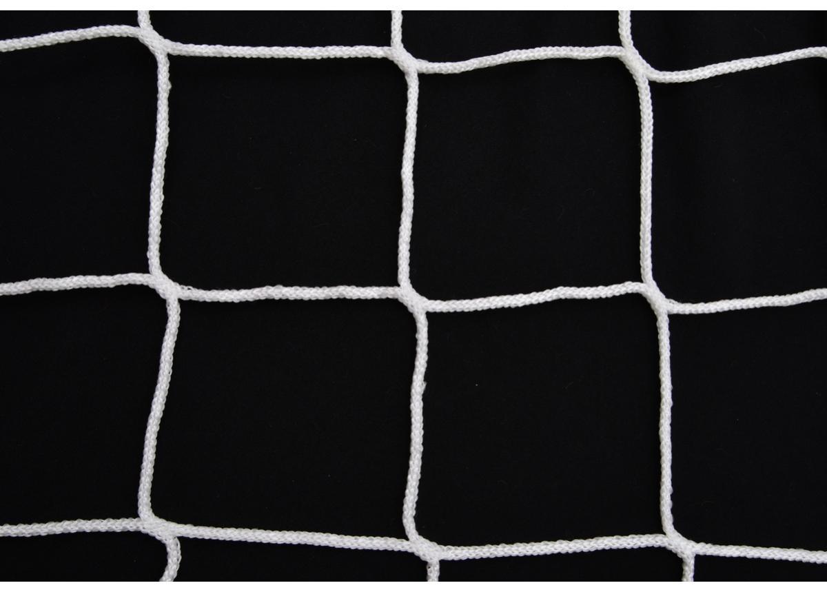 Jalkapallomaalin verkot 2 kpl PP 7,32 x 2,44 m (0,8 / 2,0 m)