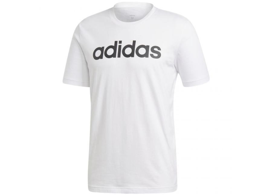 Miesten t-paita Adidas Essentials Linear Tee M DQ3056
