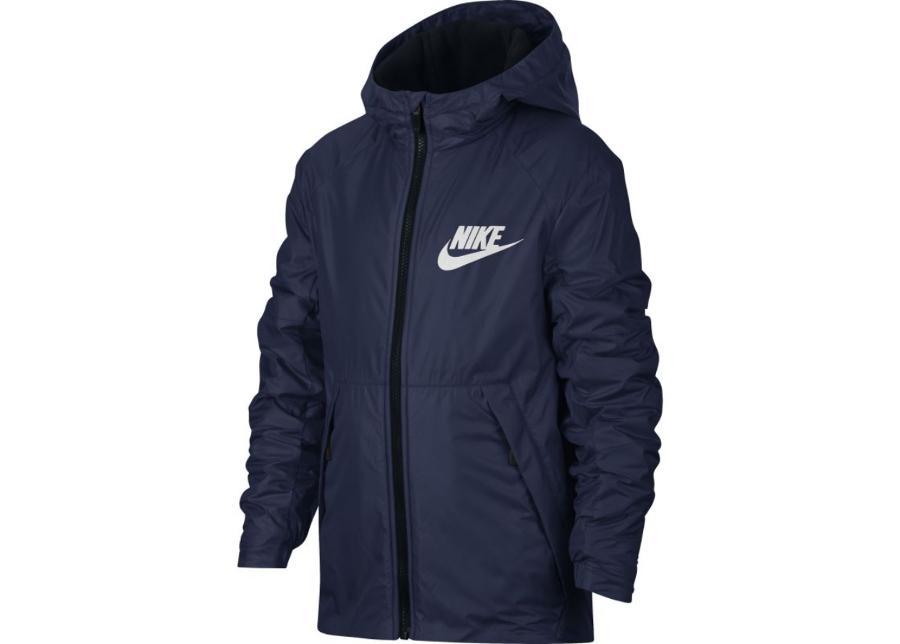 Lasten talvitakki Nike Sportswear Lined Fleece Junior