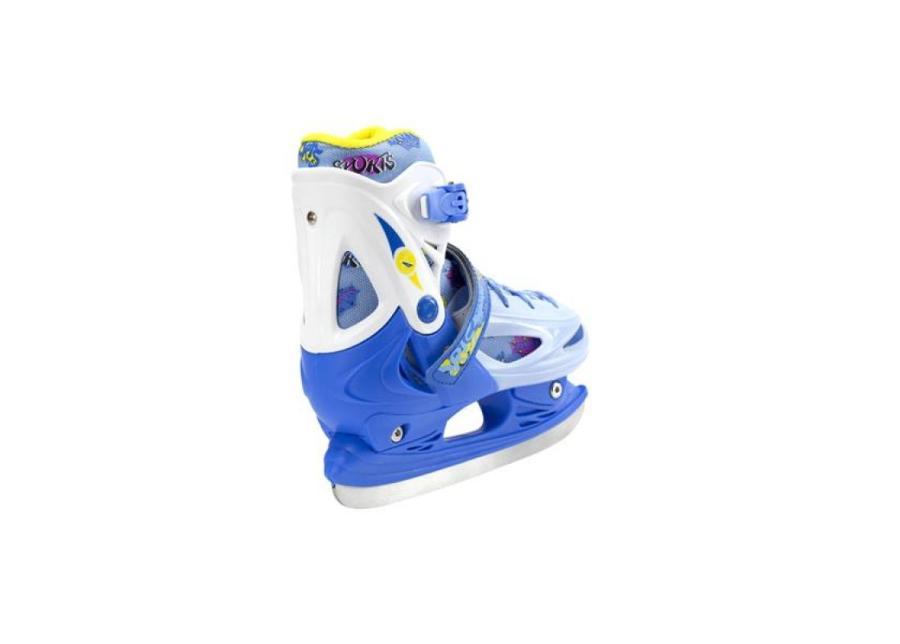Lasten säädettävät luistimet Nils Extreme 31-34 NH1105 siniset