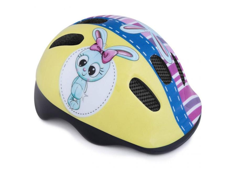 Lasten pyöräilykypärä Spokey Bunny JR