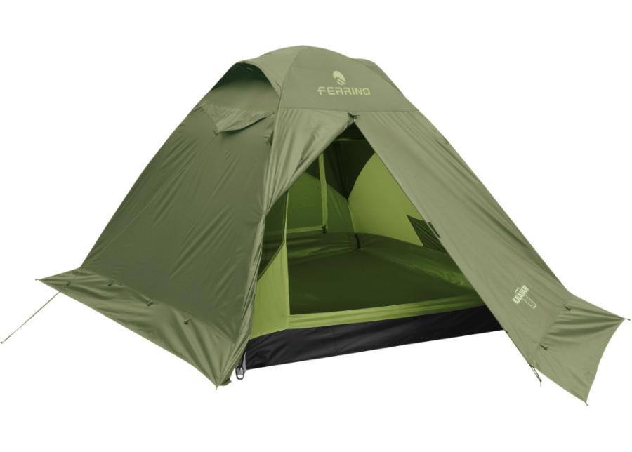 Teltta 3 hengelle Kalahari