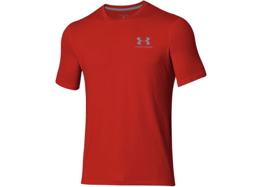 Miesten treenipaita Under Armour Sportstyle Left Chest Logo M 1257616-600