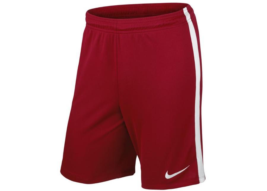 Miesten jalkapalloshortsit Nike LEAGUE KNIT SHORT M 725881-657