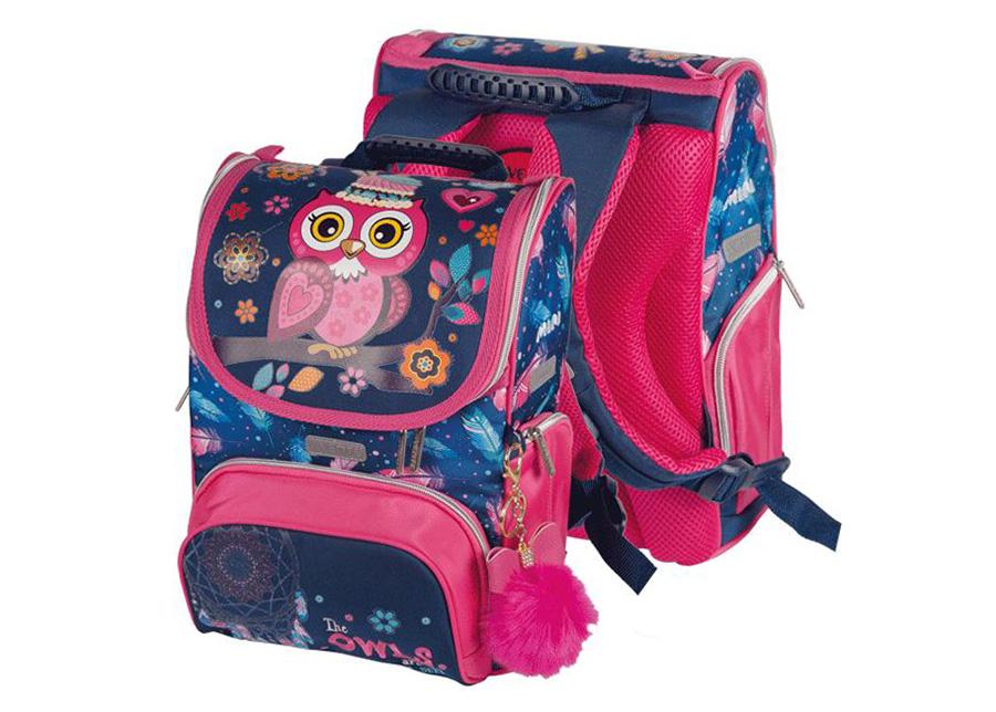 Koulureppu Mini Owl deVENTE