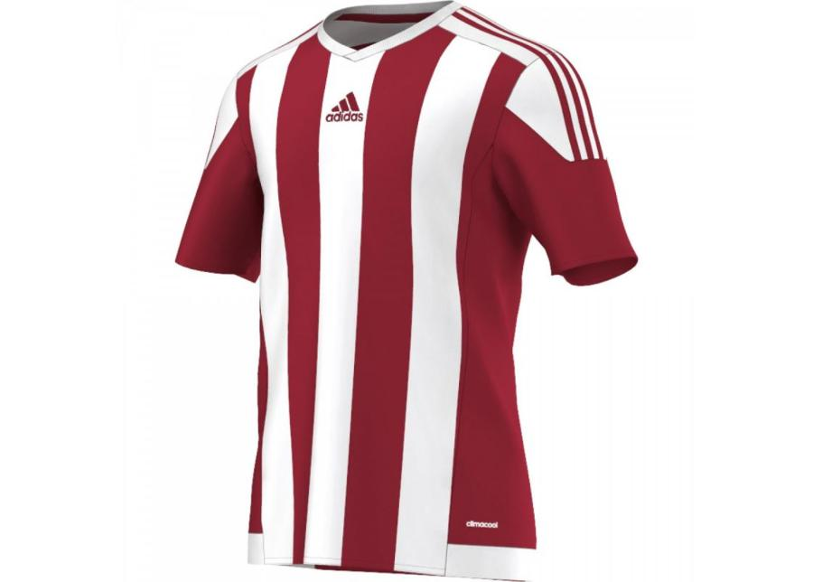 Miesten jalkapallopaita Adidas Striped 15 M S16137