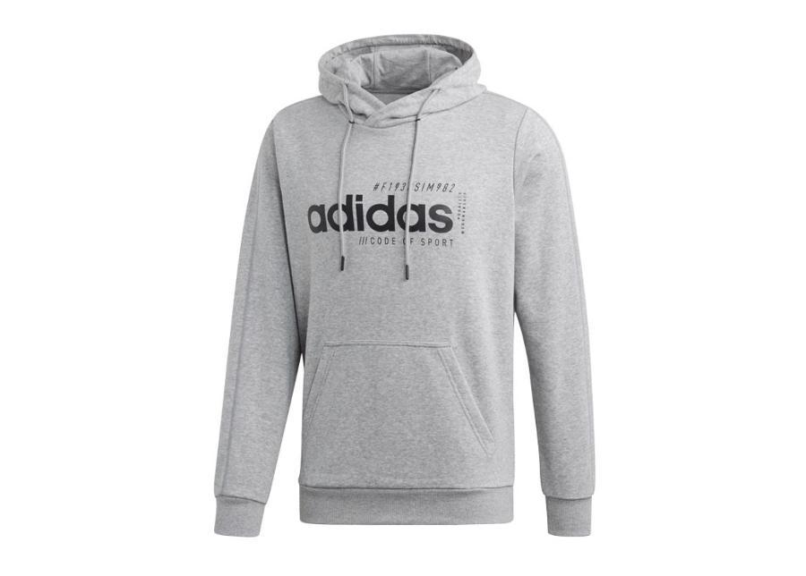 Miesten huppari Adidas Brilliant Basics Hooody M EI4621