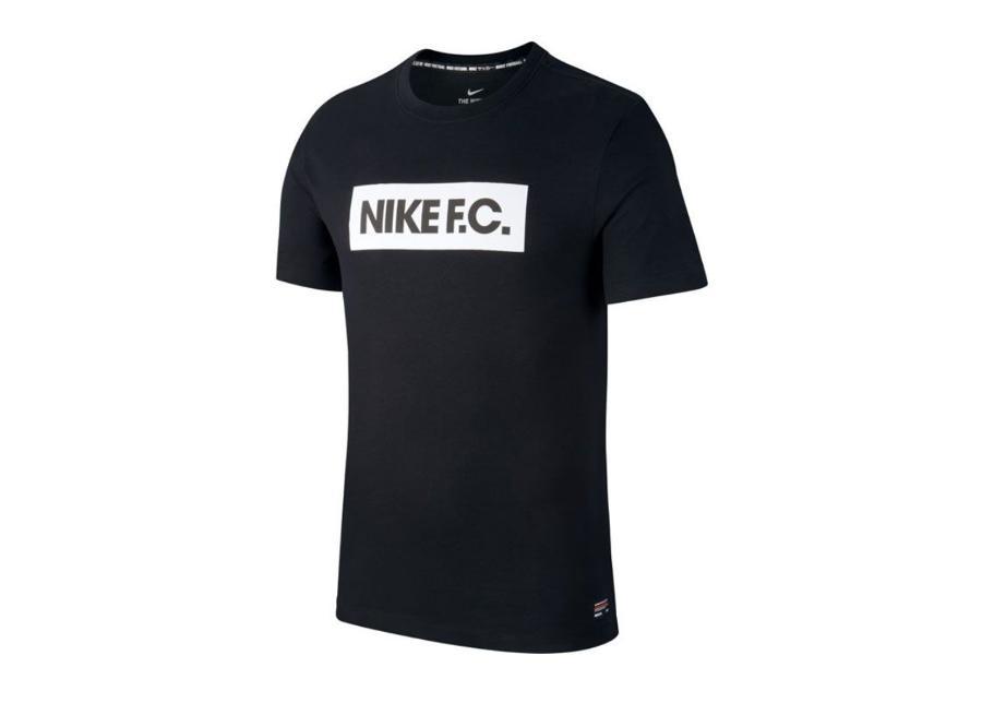 Miesten t-paita Nike F.C. Dry Tee Seasonal Block M AJ7413-010