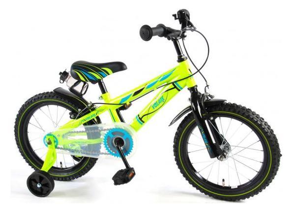 Lasten polkupyörä Electric Green 16 Volare