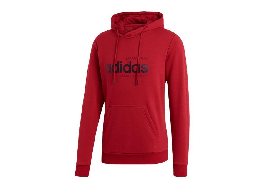 Miesten huppari Adidas Brilliant Basics Hoody M EI4637