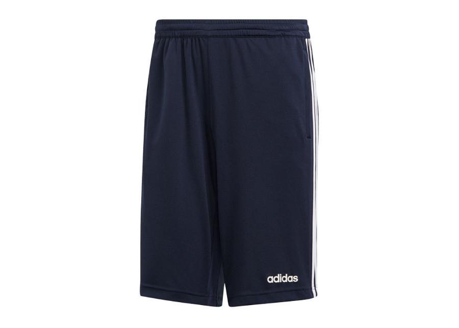 Miesten treenishortsit Adidas D2M Cool 3S Shorts M DU1241