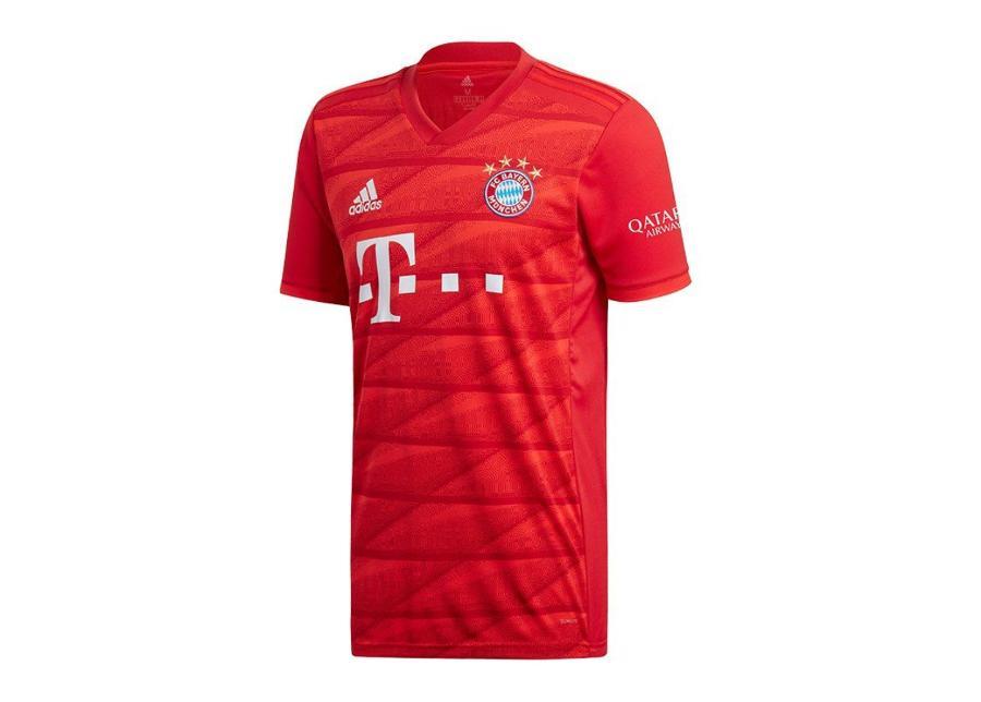 Miesten jalkapallopaita Adidas Bayern Monachium Home 19/20 M DW7410