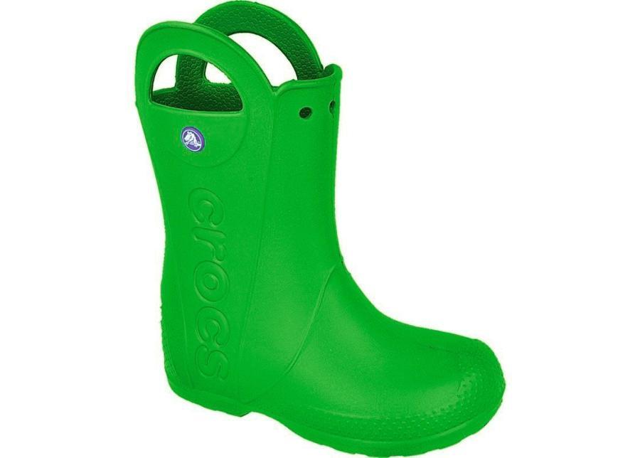 Lasten kumisaappaat Crocs Handle It Kids 12803 vihreä