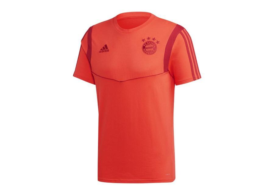 Miesten jalkapallopaita Adidas Bayern Monachium Tee 19/20 M DX9188