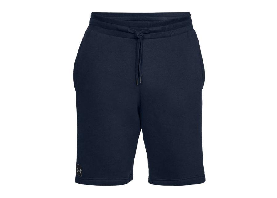 Miesten shortsit Under Armour Rival Fleece Short M 1320742-408