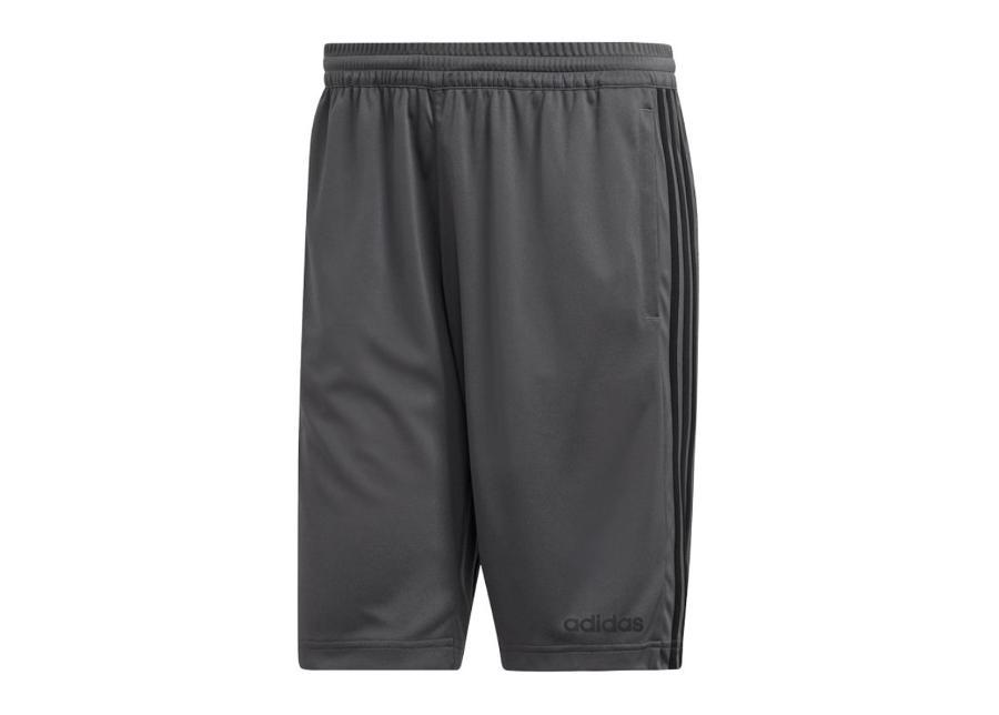 Miesten treenishortsit Adidas D2M Cool 3S Shorts M DU1237