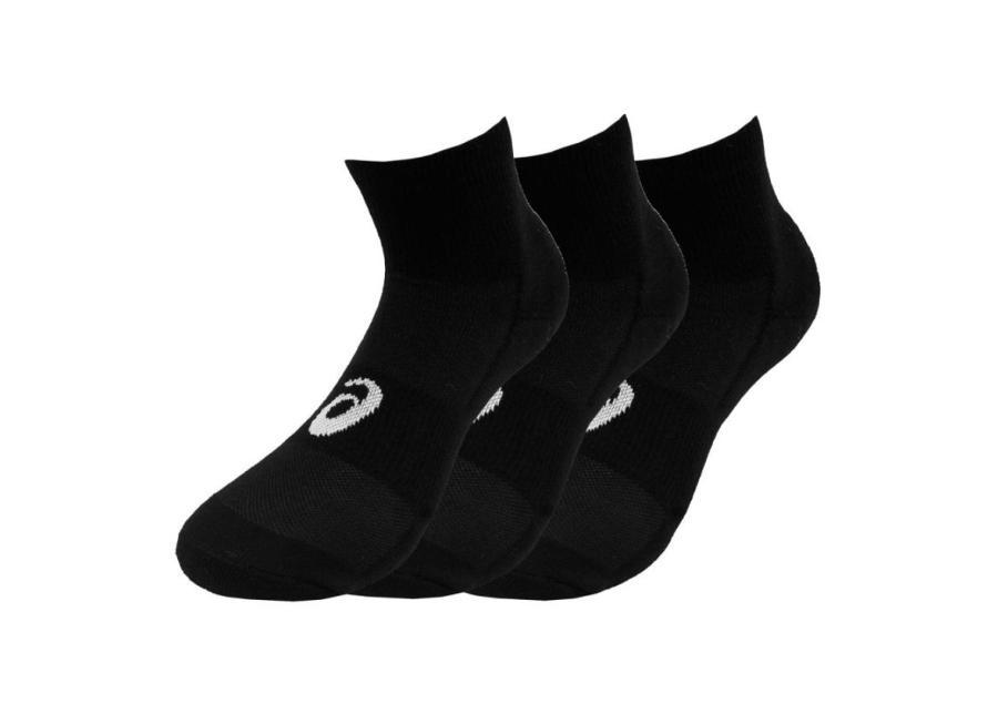 Sukat Asics Quarter Sock 128065-0900 3 paria
