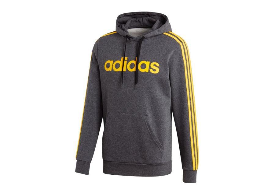 Miesten huppari Adidas Essentials 3 Stripes PO FL M FI1477