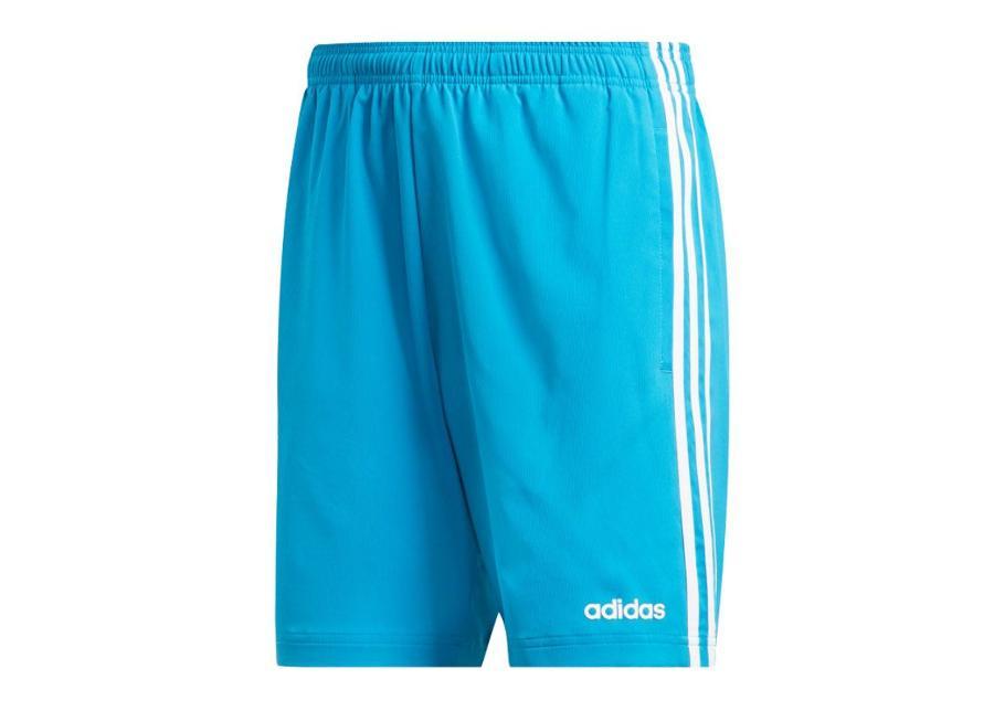 Miesten shortsit Adidas Essentials 3 Stripes 7in Chelsea M DU0502