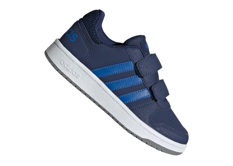 Lasten vapaa-ajan kengät Adidas Hoops 2.0 CMF C Jr EE9000