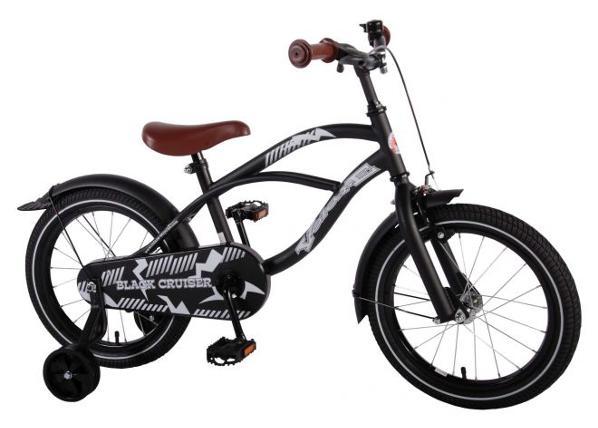 """Lasten polkupyörä Black Cruiser 16"""" Volare"""