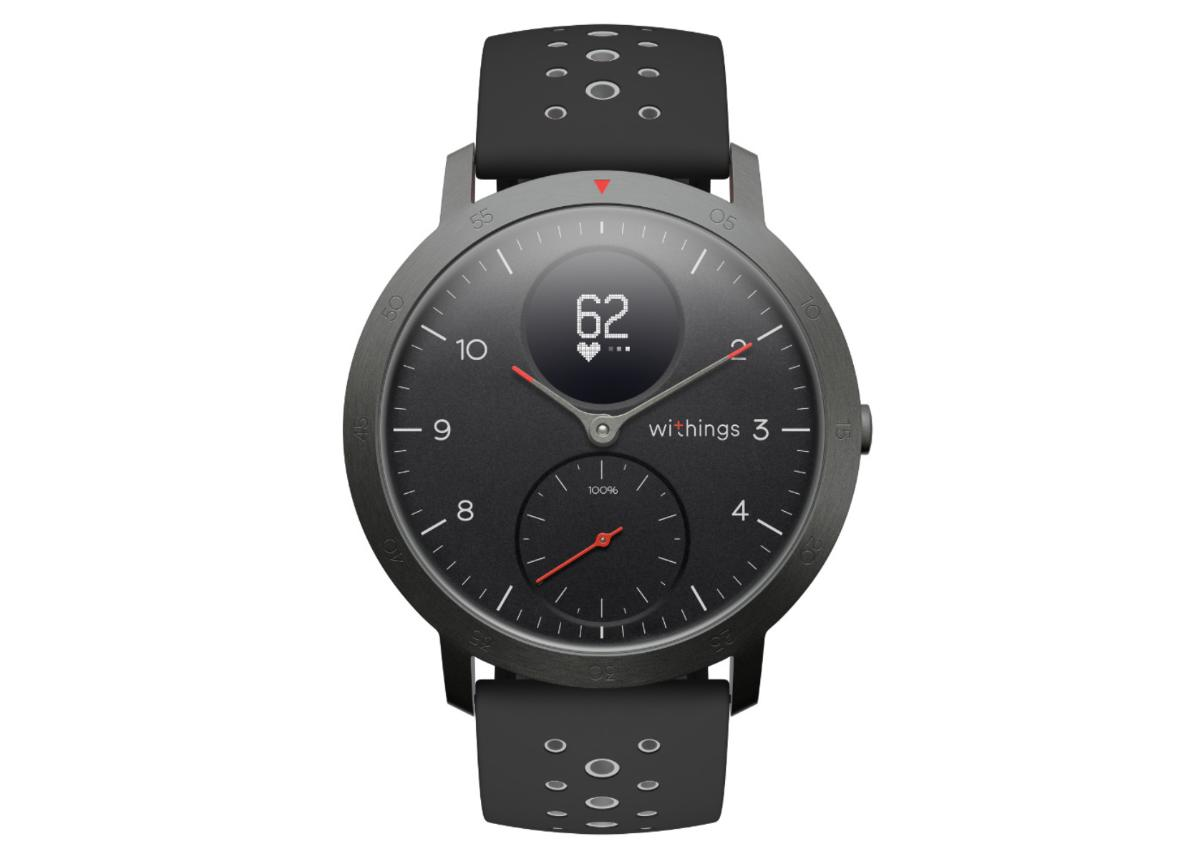 Älykello Withings Steel HR Sport 40mm