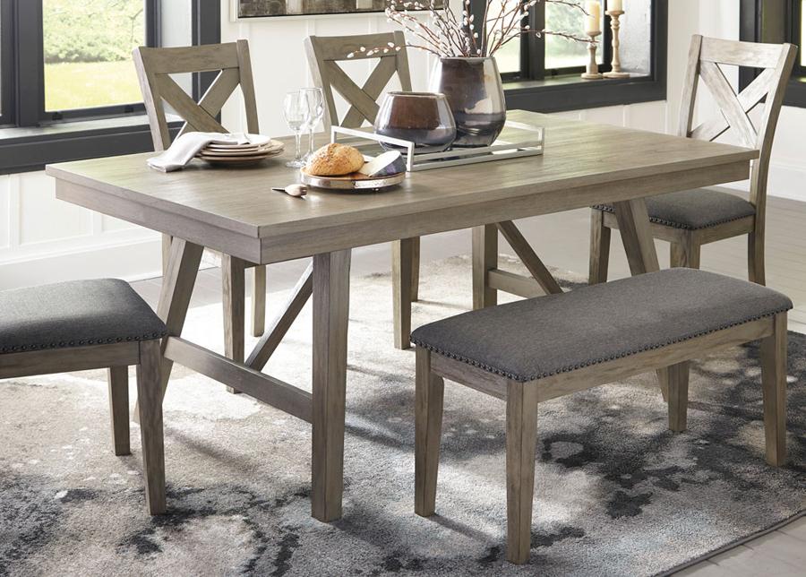 Ruokapöytä 183x102 cm
