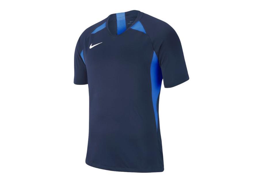 Lasten treenipaita Nike Legend SS Jersey JR AJ1010-411