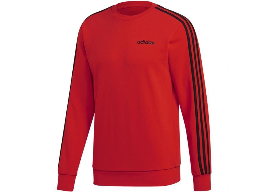 Miesten collegepaita Adidas Essentials 3 Stripes Crewneck FT M DU0488
