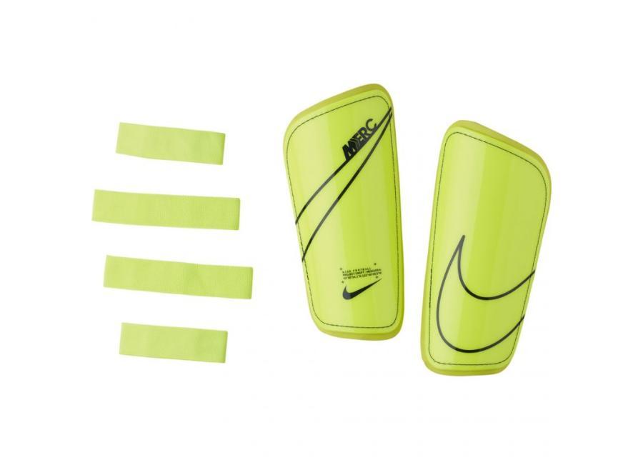 Aikuisten jalkapallo säärisuojat Nike Mercurial Hard Shell M W SP2128 703
