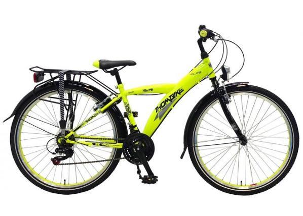 Lasten polkupyörä 26 tuumainen Volare Thombike City Shimano 21 vaihdetta