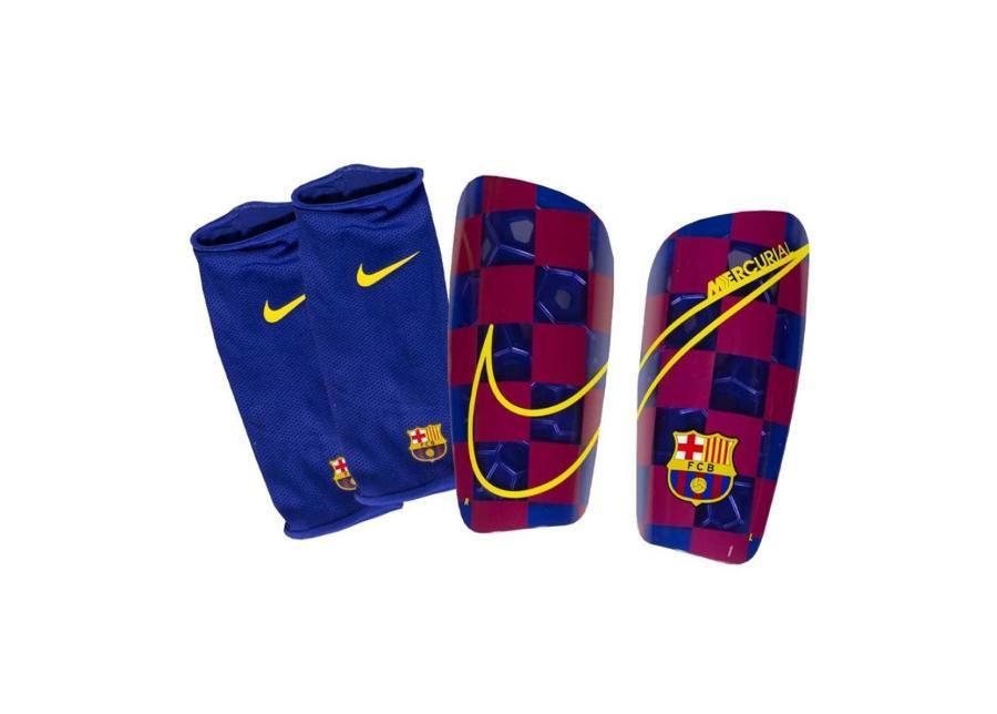Miesten jalkapallo säärisuojat Nike FC Barcelona Mercurial Lite Guard SP2171-455