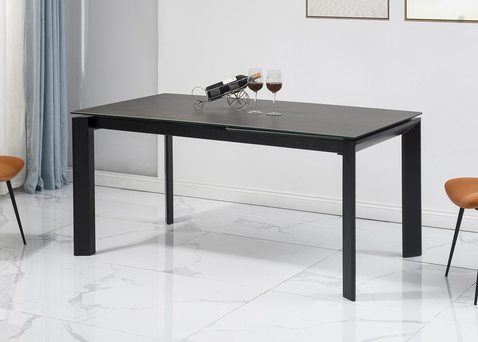Jatkettava ruokapöytä Tische 160-220x90 cm