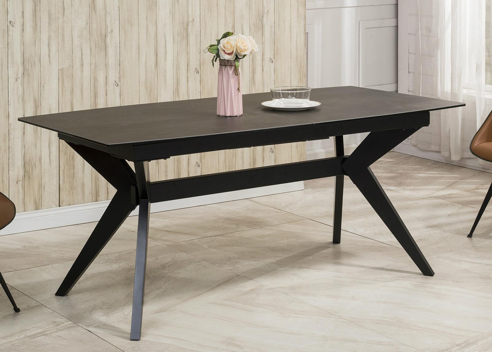 Jatkettava ruokapöytä Tische 140-190x90 cm