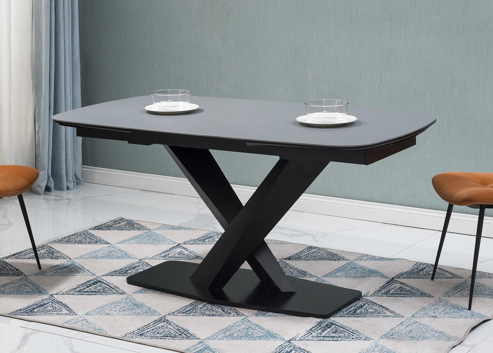 Jatkettava ruokapöytä Tische 160-240x90 cm