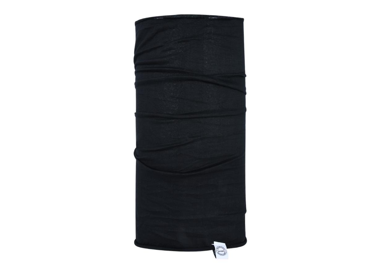 Putkihuivi Oxford Comfy Black 3-Pakkaus