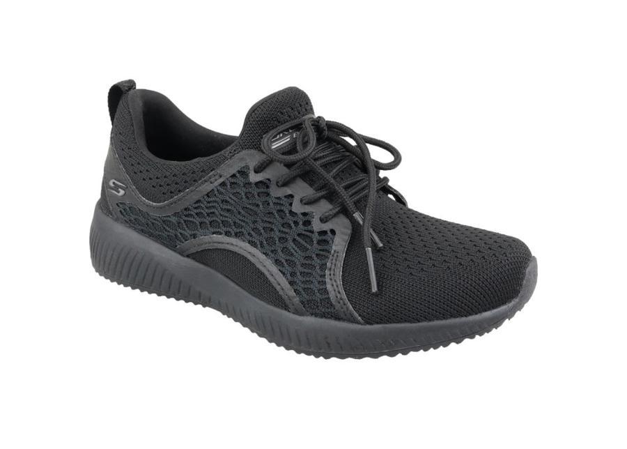 Naisten vapaa-ajan kengät Skechers Bobs Squad W 32507-BBK