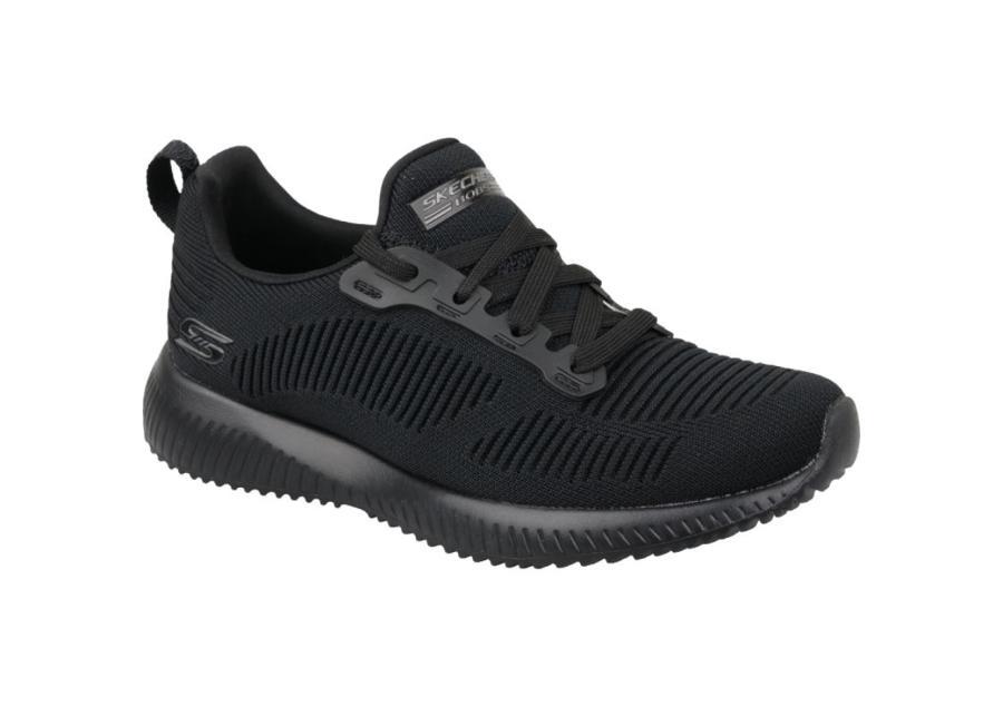 Naisten vapaa-ajan kengät Skechers Bobs Squad W 31362-BBK