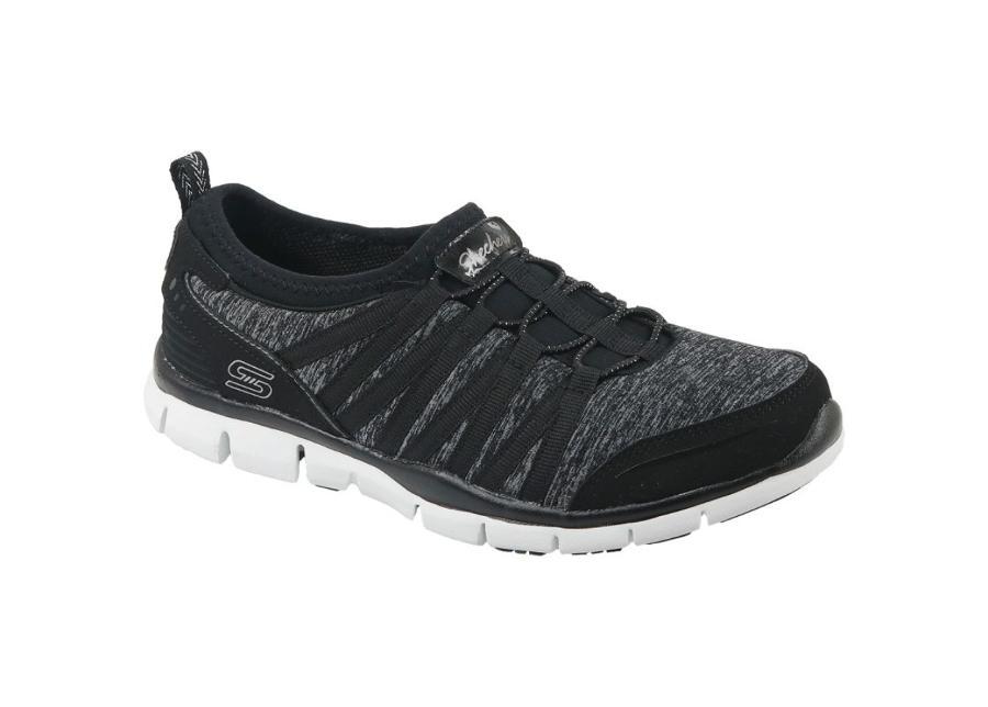Naisten vapaa-ajan kengät Skechers Gratis W 22602-BKW