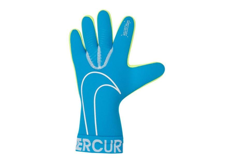 Miesten maalivahdin hanskat Nike GK Mercurial Touch Victory M GS3885-486