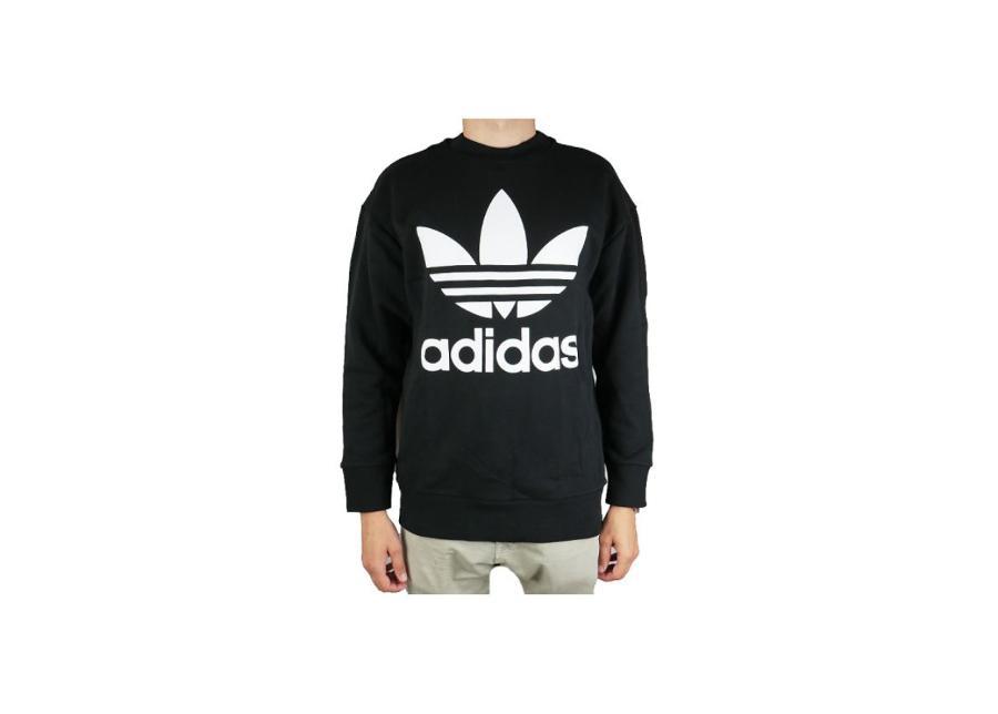 Miesten collegepaita Adidas Originals Trefoil Over Crew M CW1236