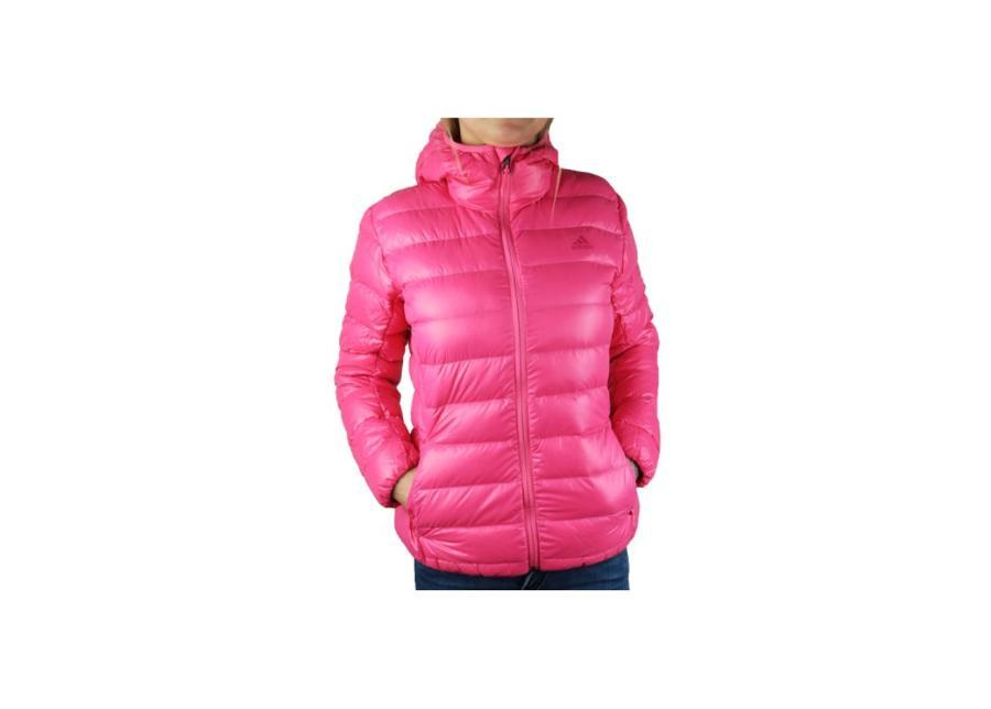 Naisten untuvatakki Adidas W Light Down Jacket W AB2461
