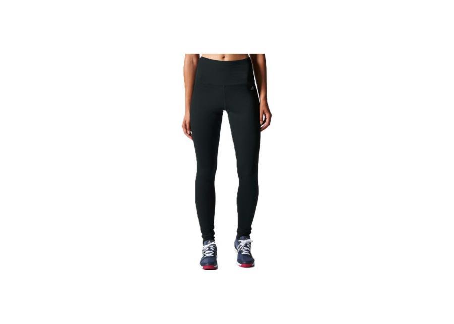 Naisten treenileggingsit Adidas W Spu Yoga Tight W M66094