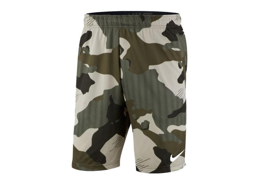 Miesten treenishortsit Nike Dry Short 4.0 Camo M BV3262-072